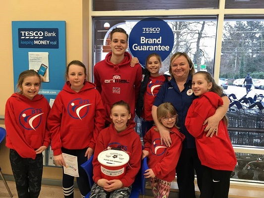 Bag Packing TESCO 2017